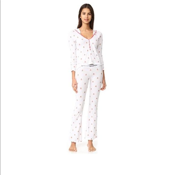 Wildfox Christmas Pajamas.Wildfox Christmas Pajama Set